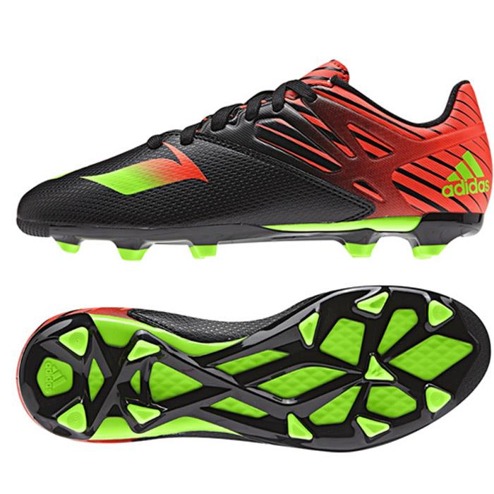 adidas JR Messi 15.3 FG/AG Youth Soccer Cleats Football Shoes ...