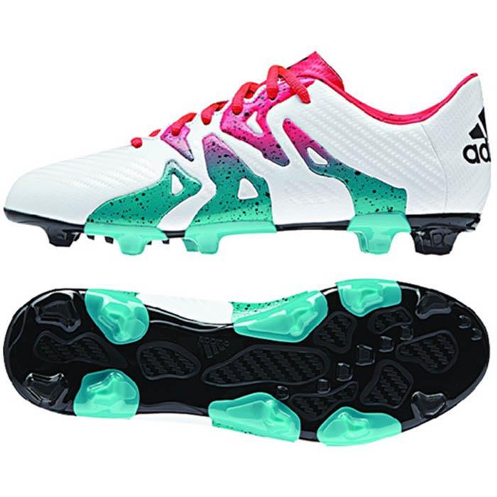 adidas X 15.3 FG/AG Women's Soccer Cleats Football Shoes ...
