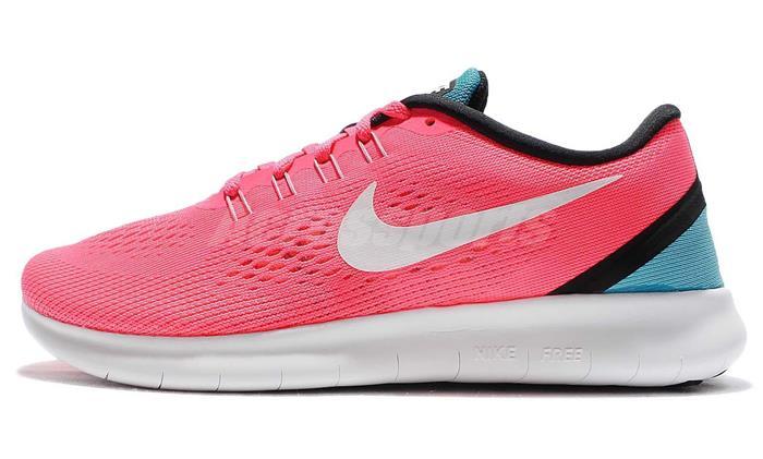 a3eba8ede7bc 1612 Nike Free Run Para Mujer Zapatos tenis de correr 831509-602