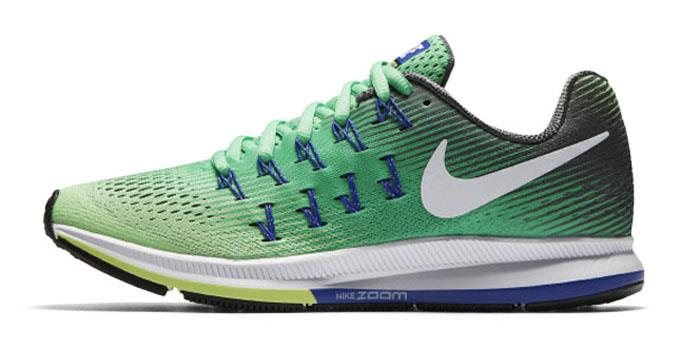 1703 Nike Air Zoom Pegasus 33 Women's Running Shoes 831356-301