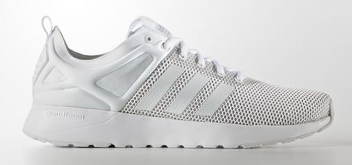 1705 adidas Neo Cloudfoam Super Racer Men 's Sneakers Shoes AW4164