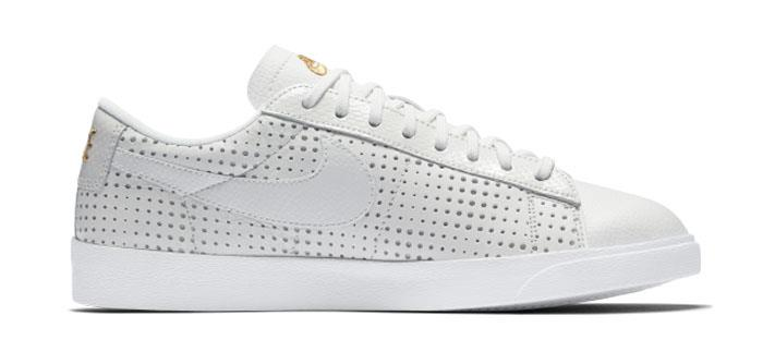 1706 Nike Blazer Low SE PRM Women's Sneakers Shoes AA1557-100