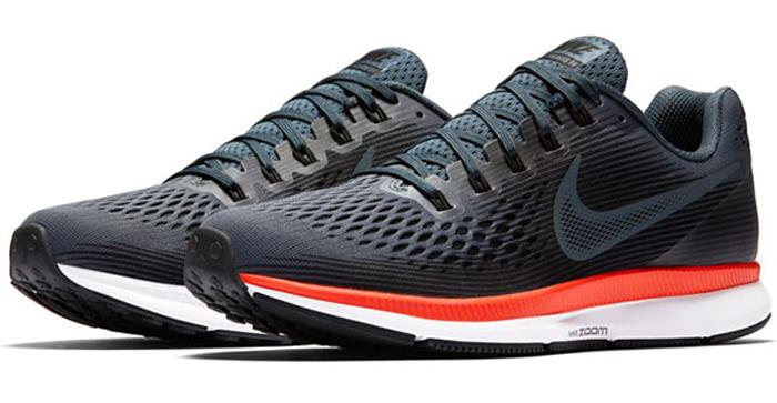 nike pegasus with zipper
