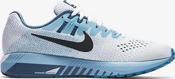 1707 Nike Air Zoom Structure 20 Men's Running Shoes 849576-101