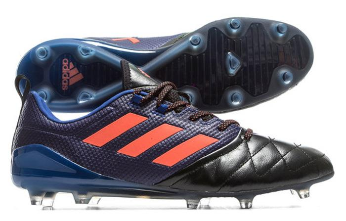 adidas Ace 17.1 FG Women's Soccer Cleats Football Shoes Mystery Ink 1707