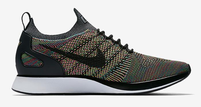 1707 Nike Air Zoom Mariah Flyknit Racer Men's Sneakers Training Shoes 918264-101