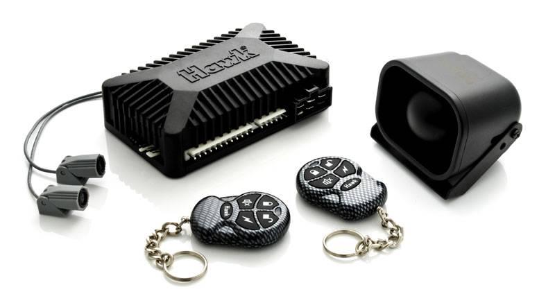 hawk voiture alarmes d marrage distance verrouillage central immobiliseur ebay. Black Bedroom Furniture Sets. Home Design Ideas