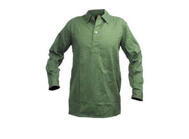 Swedish-Army-M59-grandad-shirt-bushcraft-vintage