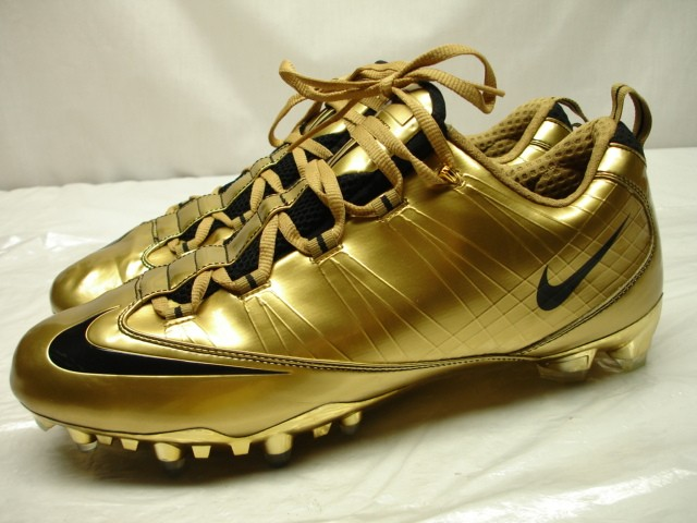 white and gold basketball shoes old nike football cleats
