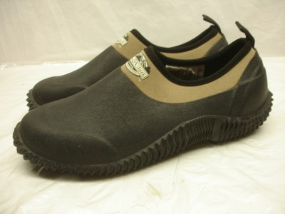 lewis clark all weather moc slip on soggs rubber muck