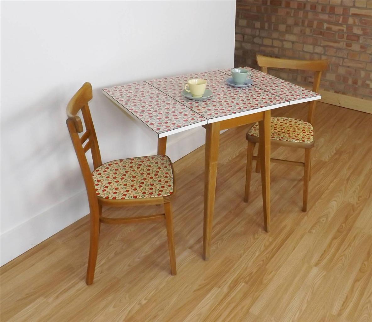 1950 039 s formica kitchen table and matching chairs retro atomic mid