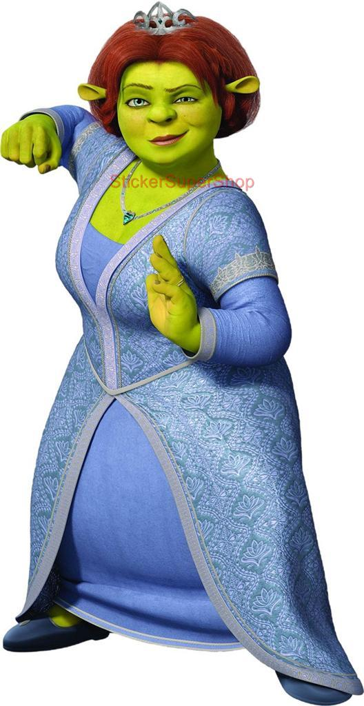 choose size princess fiona shrek decal removable wall shrek stickers reviews online shopping shrek stickers