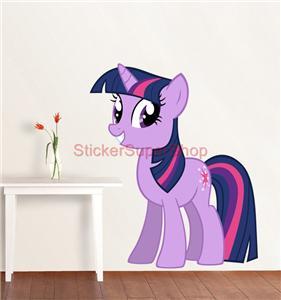 ... Twilight Sparkle My Little Pony Wall Sticker ...