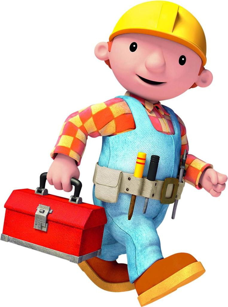 bob the builder decal removable wall sticker home decor