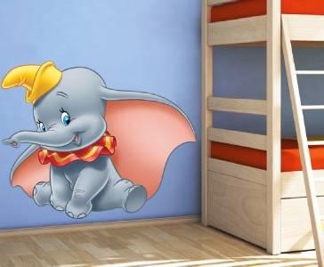 Dumbo Wallpaper Border