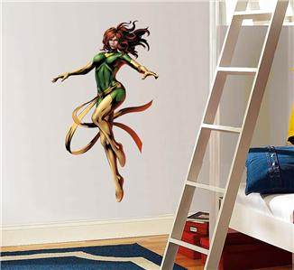 Jean Grey X Men Decal Removable Wall Sticker Home Decor