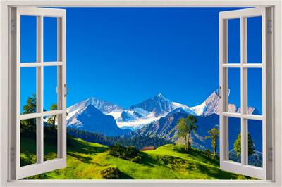 Image result for window to the alps