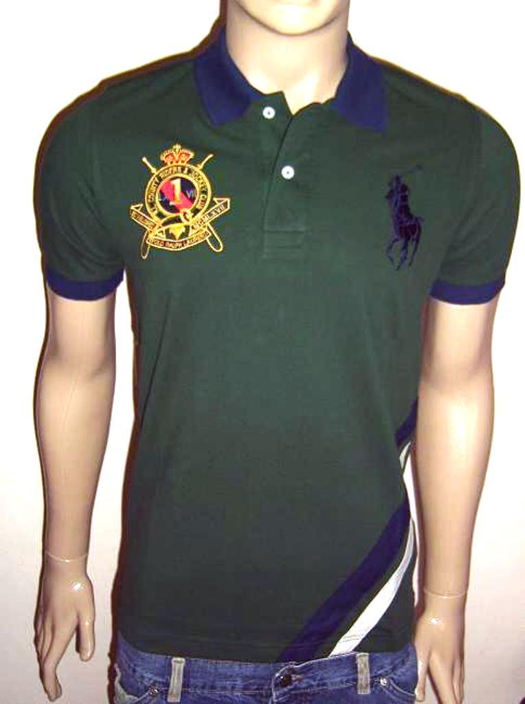 ralph lauren polo shirt for men s xxxl red green brown blue new with tags ebay. Black Bedroom Furniture Sets. Home Design Ideas