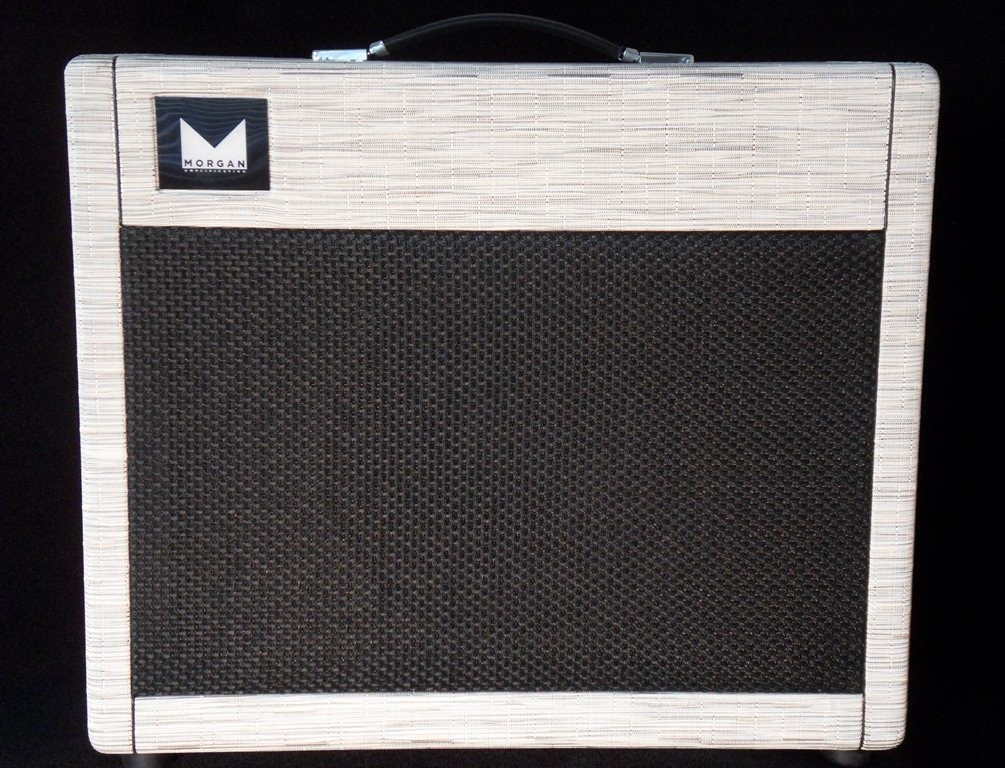 Morgan Amps: White Out vs. Black Out | The Gear Page