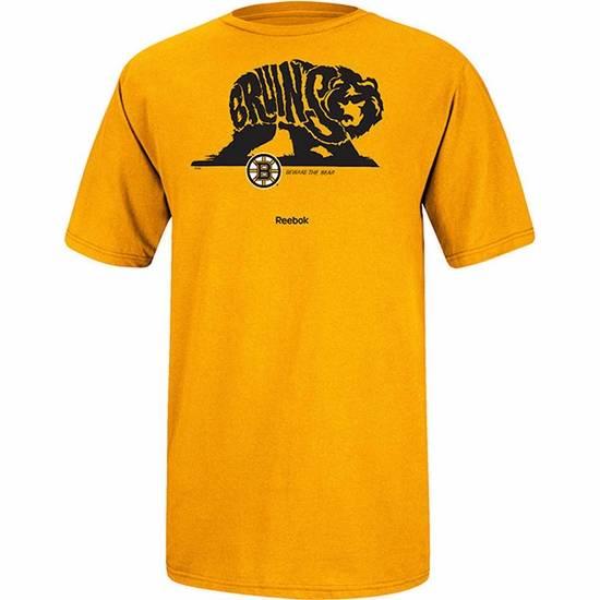 Boston bruins beware the bear growler stadium exclusive t for Boston bruins bear t shirt
