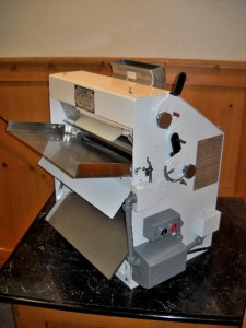 ... about ACME Countertop Dough Roller - Pizza - Pastry Sheeter Model R11