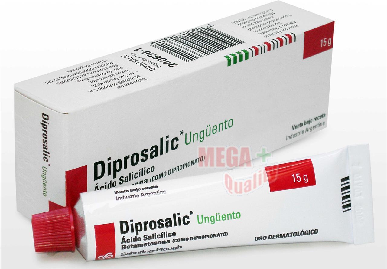 15G Diprosalic Oinment Salicylic Acid 3 Psoriasis Relief