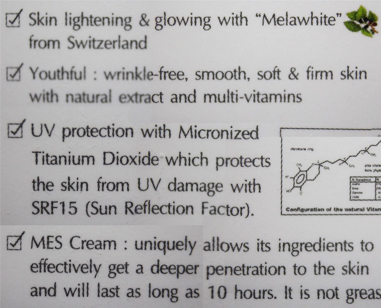 how to use o white whitening cream