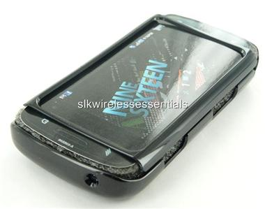 Original OEM BodyGlove Samsung Sidekick 4G Premium Black Shell Case