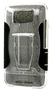 Original OEM BodyGlove HTC HD2 Clear Hard Shell Case