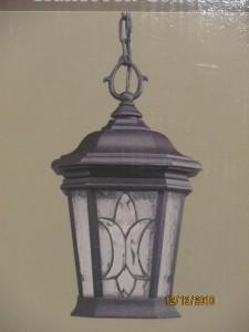 Progress Lighting Cranbrook Collection Hanging Lantern Pendent Light