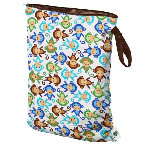 Planet-Wise-Reusable-Large-Wet-Bag-Children-Kid-Waterproof-Cloth-Daiper-Swimming