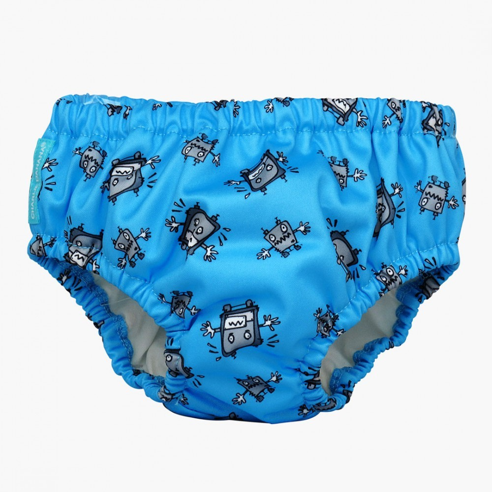Baby Boys Classics Ultimate Snap Swim Diaper, Light Blue, 6 Month, New See more like this New Listing Babyganics Design Appears in the Sun Swim Diaper .