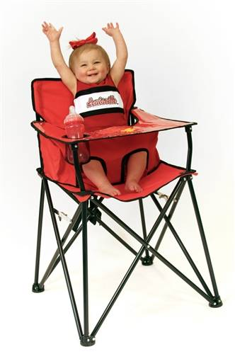 New Ciao Portable Travel High Chair Foldable Baby