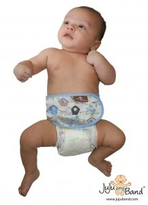New-JuJu-Band-Baby-Colic-Band-Navel-Band-Belly-Girl-Boy-100-cotton-0-12-month