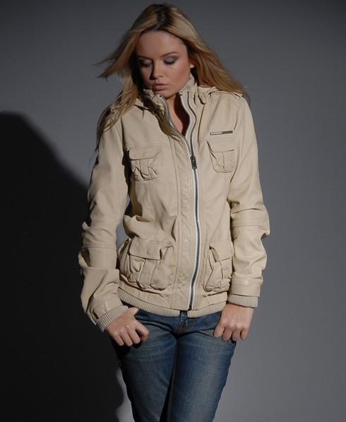 New-Womens-Superdry-L65-Leather-Jacket-AL-BD433-5200