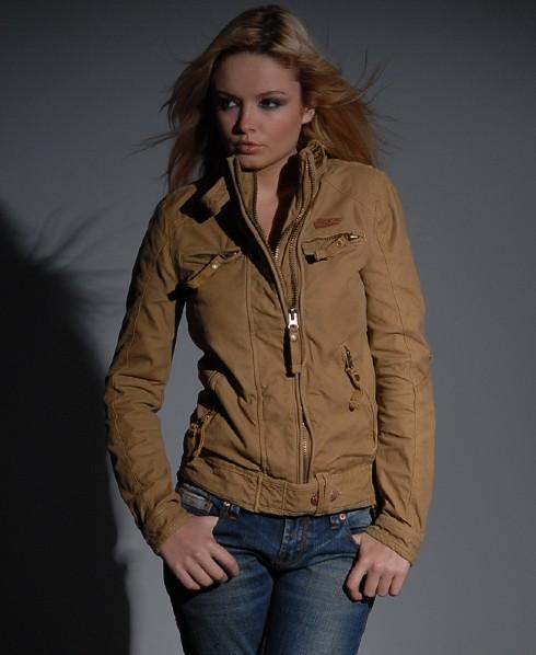 Ebay Superdry Nueva Hunting De Mp462269 Al Para Mujer Chaqueta xqSzP