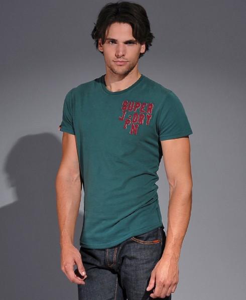 New-Mens-Superdry-Blacklabel-Applique-T-Shirt-NH