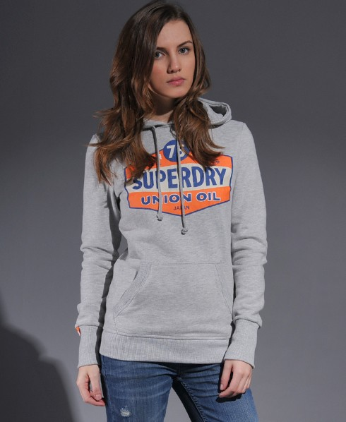 New-Womens-Superdry-Blacklabel-Pure-75-Hoodie-HM-AL-MP146-1045