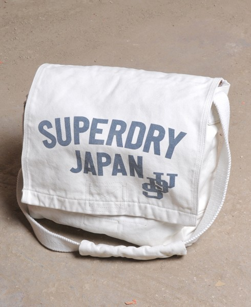 New-Superdry-University-Canvas-Bag-SB-MP196-0606