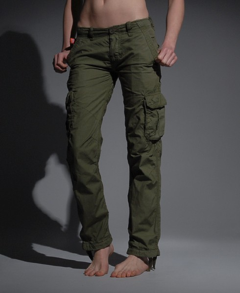 Lastest  About WAREHOUSE Cargo Pants Khaki Womens Size UK 8 Trousers Cotton