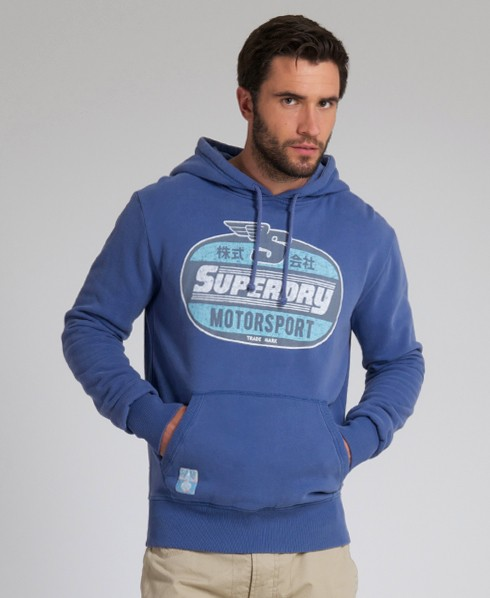 New-Mens-Superdry-Tin-Tab-Flying-Wing-Hoodie-HD-AL-MP590-1110