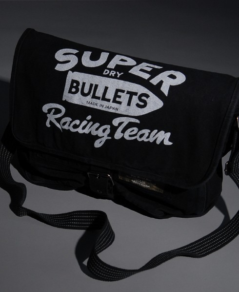 New-Superdry-Bullets-Haversack-Bag-ref-AT-MP613-0531
