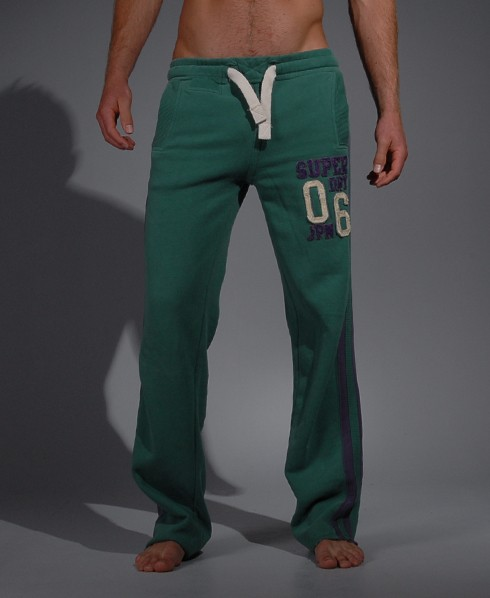 New-Mens-Superdry-Retro-Style-Fives-Joggers-ref-EB224-1150