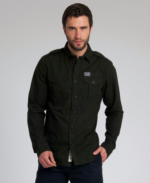 New-Mens-Superdry-Deserter-Shirt-SD-SB-MP1190-0825