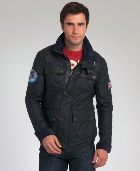 New-Mens-Superdry-Transcontinent-Jacket-AD2027-2125