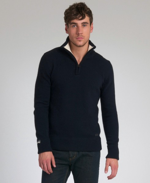 New-Mens-Superdry-Fiennes-Henley-Top-Jumper-AD2039-2250