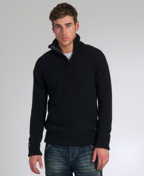 New-Mens-Superdry-Fiennes-Henley-Top-Jumper-AD2041-2250