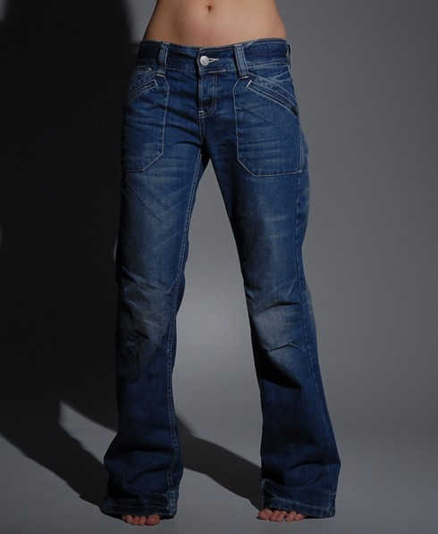New-Womens-Superdry-Pump-Attendant-denims-Jeans