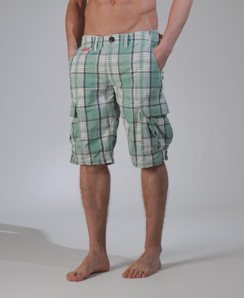 New-Mens-Superdry-Washbasket-Short-AD2291-1130