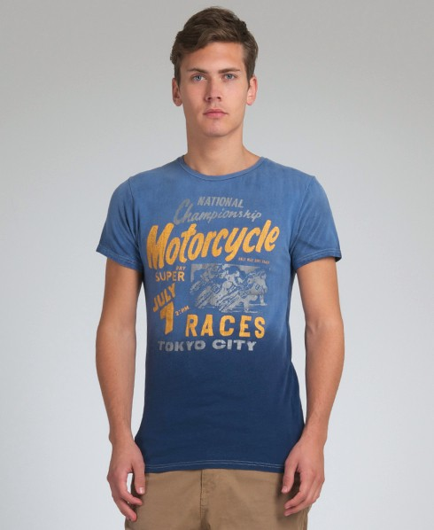 New-Mens-Superdry-Flat-Track-Greaser-T-Shirt-EB15-0510
